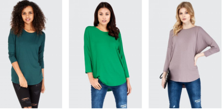 2 tops for £10 at Select Fashion!