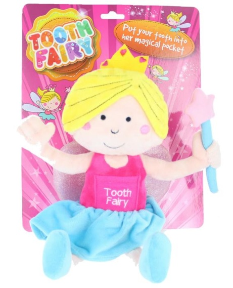 SAVE 30% on this Tooth Fairy Doll!