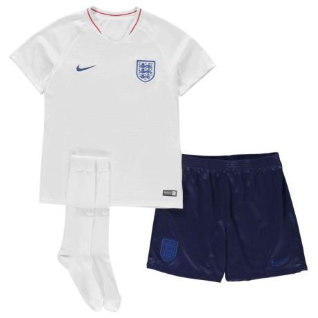 2018-2019 England Home Nike Mini Kit Now Available!