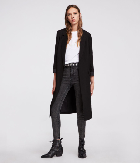 NEW IN - ALEIDA DUSTER COAT!