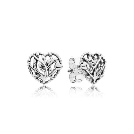 Mothers Day Gift Ideas - Flourishing Hearts Stud Earrings £30.00!