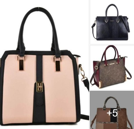 Our wide selection of bags and purses will leave you indecisive - FREE delivery too!