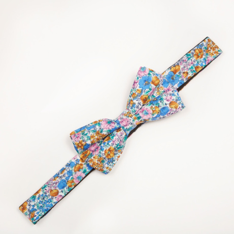Stand-out Bowties in Floral Prints