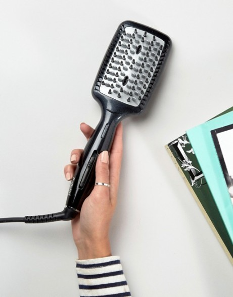 Mothers Day Gift Ideas - BaByliss Diamond Heated Smoothing & Straightening Brush: Save £26.68!