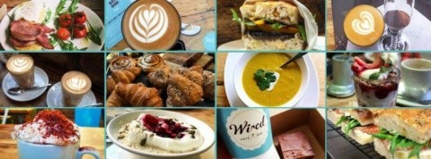 Delicious breakfast, lunch, deserts and drinks served up all day to the people of Nottingham!