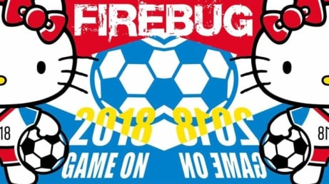 Firebug Does The World Cup 2018