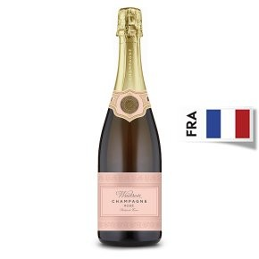 Waitrose Rosé Champagne Brut: SAVE 20%!