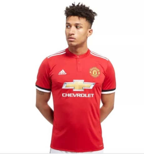 SAVE 18% OFF adidas Manchester United 2017/18 Home Shirt!