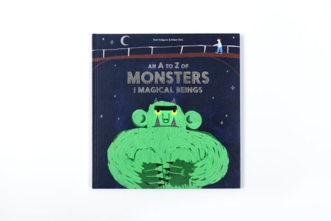 Kids Books - An A-Z of Monsters and Magical Beings: £12.99!
