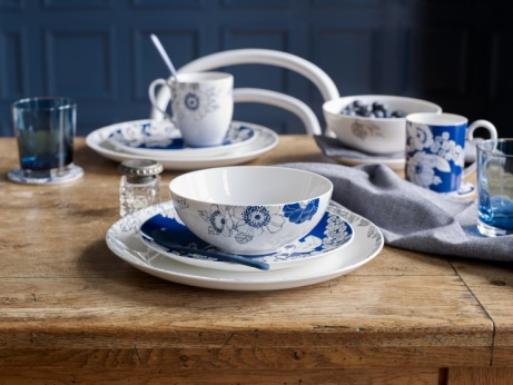 40% OFF - NEW Monsoon Fleur Collection at Denby!