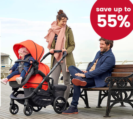 Save up to 55% at Uber Kids Best of British event!