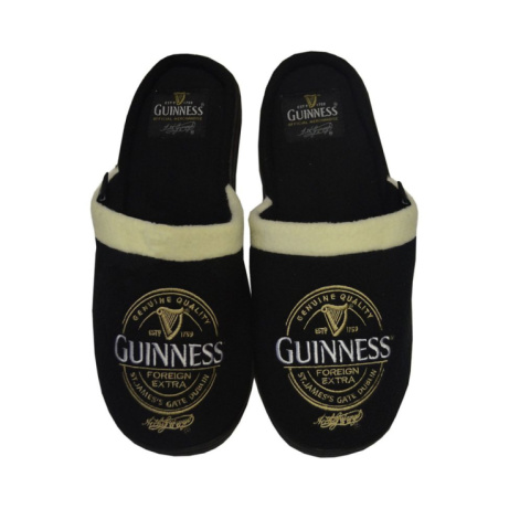 SAVE 30% OFF Guinness - Embroidery Slippers