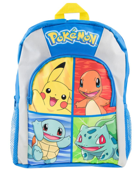 SAVE 30% on this Pokemon Backpack!