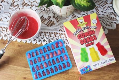 Make your own Gummy Bears kit - £7.95!