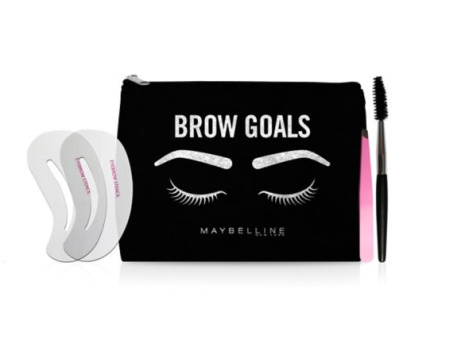 Free Maybelline Brow Kit Gift when you spend £14 on selected Maybelline!