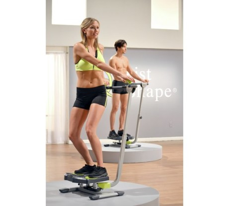 OUR LOWEST PRICE! Twist & Shape Exercise Machine - ONLY £99!