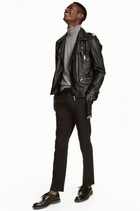 Suit trousers Slim fit: £24.99!