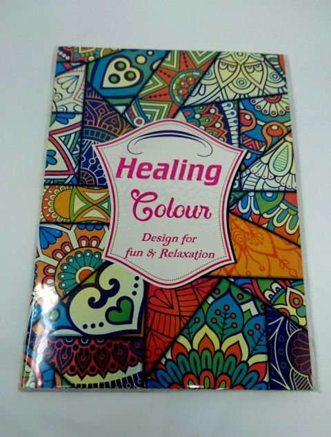 WIN - Adult Colouring Book