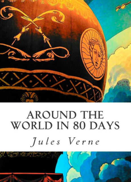 WIN - Around The World In 80 Days - Jules Verne