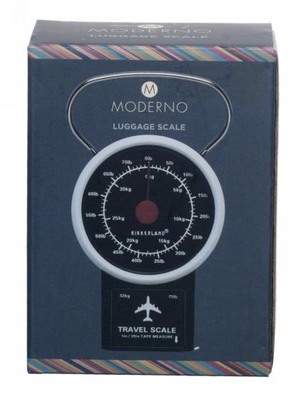 SAVE 50% off WHSmith Moderno Luggage Scale!