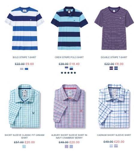 Extra 20% Off Men's Sale