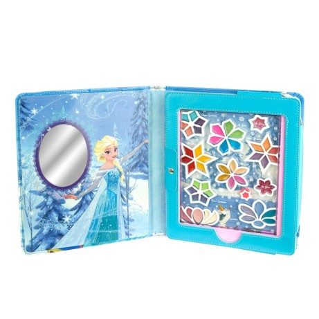 Disney Frozen Cool As Ice Make-Up Tablet Case - HALF PRICE!