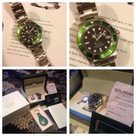 Guaranteed Finance On Pre Owned Rolex Watches