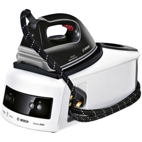 Bosch - Black and white 'Sensixx' steam generator Iron - NOW 1/2 PRICE!