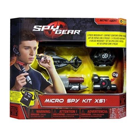 Save £17 - Spy Gear - Micro Spy Kit XS1