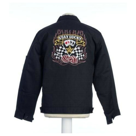 This American Red Kap Stay Lucky Jacket is only £85.99