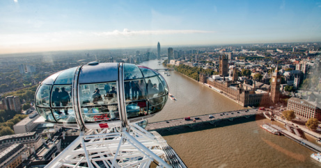 SAVE 20% on Mid Week London Eye Experience Tickets!