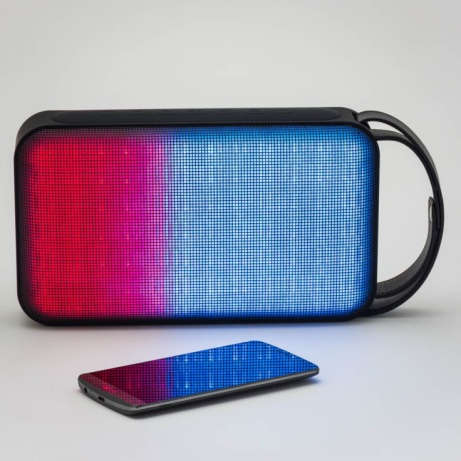 OVER 10% OFF this Lightshow Speaker!