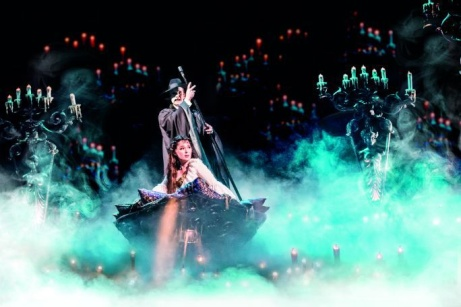 The Phantom of the Opera – SAVE up to 40% - Tickets from £32!