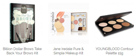 Make Up Kits available from £20 - SAVE 10%!