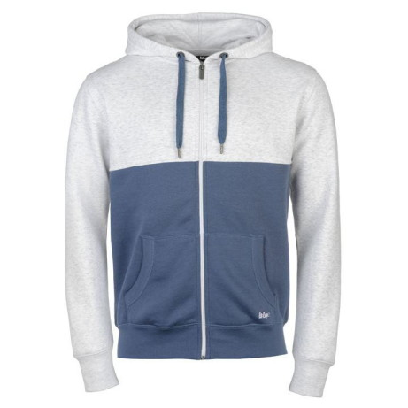 Save £27.99 on this Lee Cooper Colour Block Zip Hoody Mens