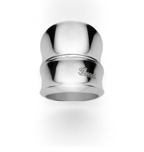 Save £70 on this Gucci Bamboo silver ring