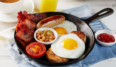 BREAKFAST at Bella Italia for £5 with our NEW MENU!