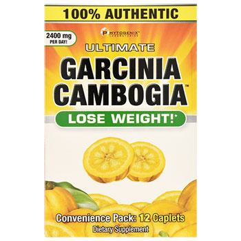 30% OFF 2400 MG PER DAY ULTIMATE GARCINIA CAMBOGIA LOSE WEIGHT CONVENIENCE PACK