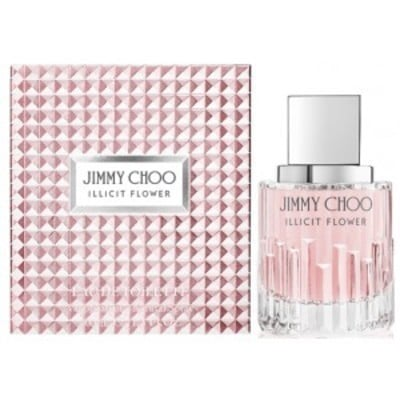 Jimmy choo illicit flower eau de toilette 40ml spray - £29.99 Save 14% was £35.00