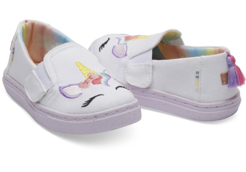 Lilac Unicorn Luca Mini - £30.00!
