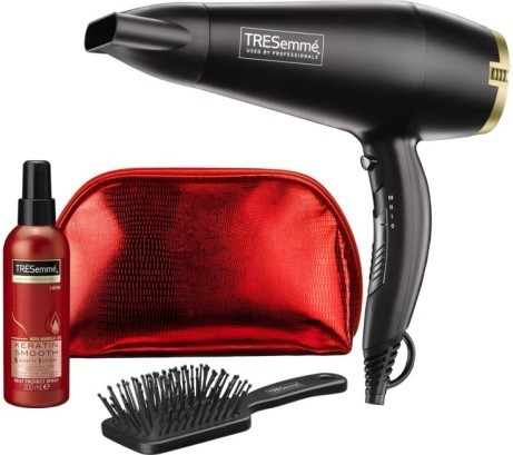 TRESEMME Salon Shine Hair Dryer Set - Black: Just £25.00!