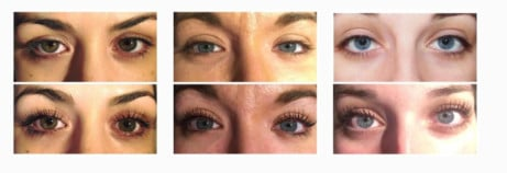 LVL Lashes Course of 6 - Only £225!