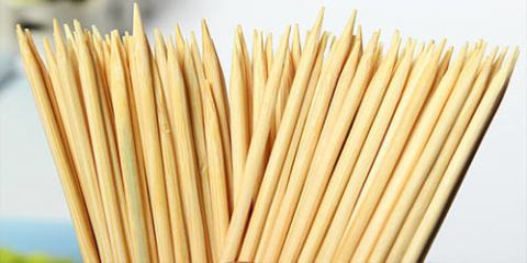 Tesco Bamboo Skewers - 50 Pack