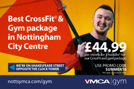 The best package in Nottingham - Just £44.99!