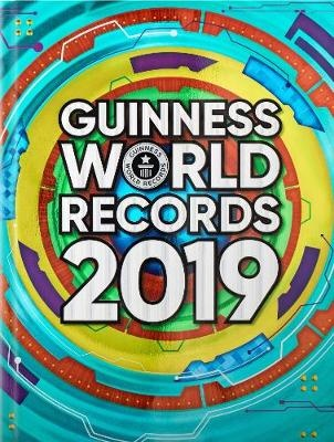 NOW AVAILABLE FOR PRE-ORDER Guinness World Records 2019 (Hardback)!