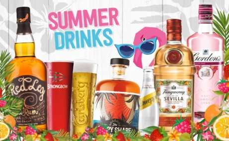 Try our NEW Summer Drinks!