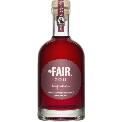 Gifts For Her - Fair Goji Berry Liqueur 35CL: £16.95!