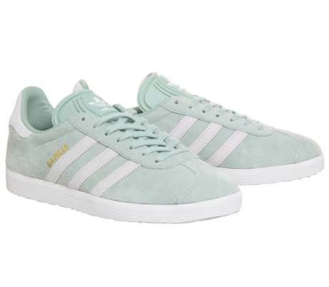 1/3 OFF -  Adidas Gazelle Trainers in Ash Green!