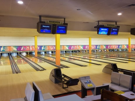 This Monday Night get unlimited bowling from 8pm - 11pm for £7 per person