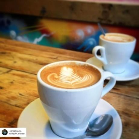Amazing coffee and irresistible sweet treats!